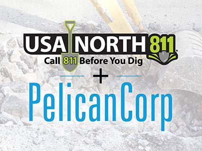 USA North 811 Teams with PelicanCorp to Bring Industry Leading Technology to California and Nevada