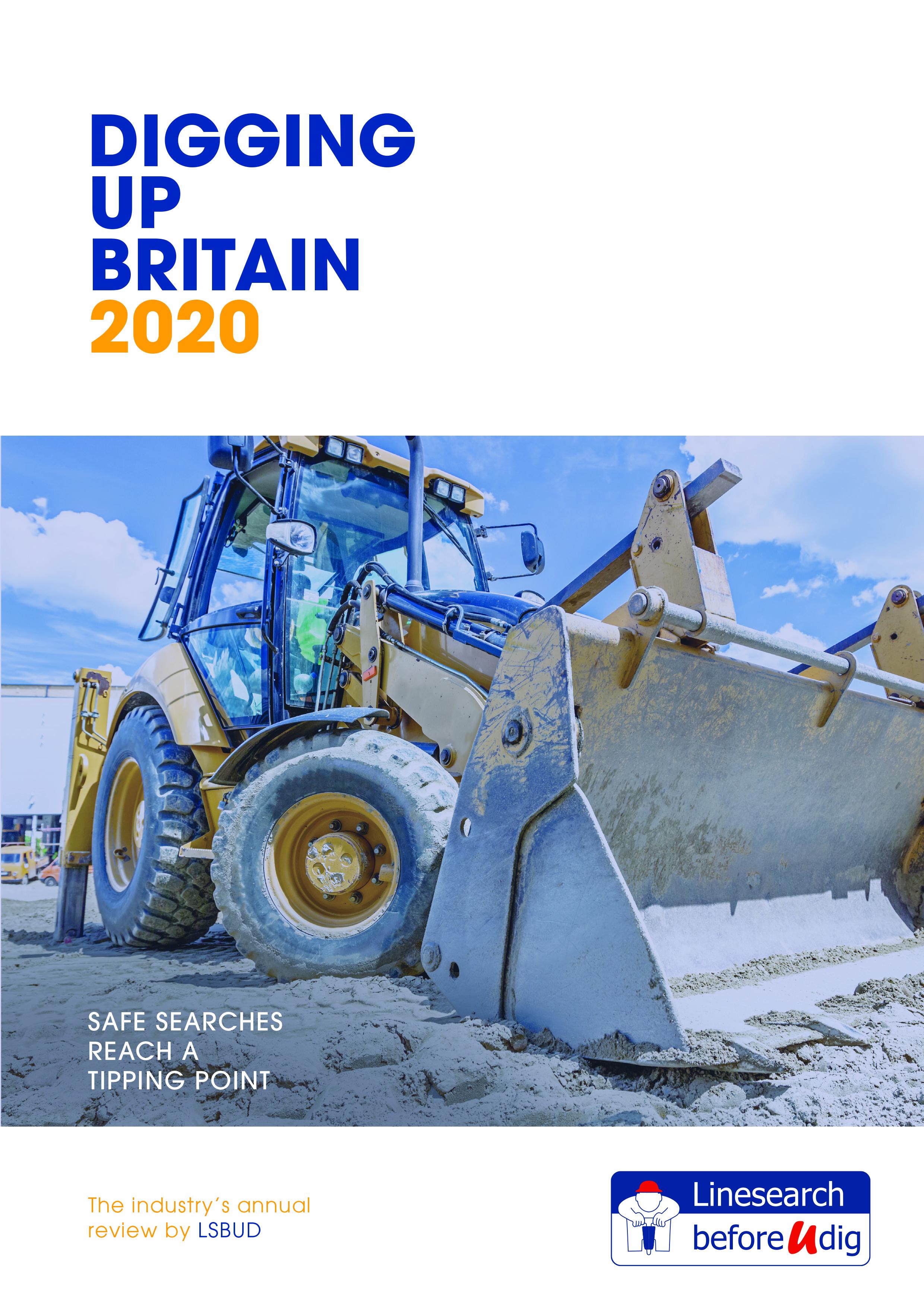 Digging Up Britain