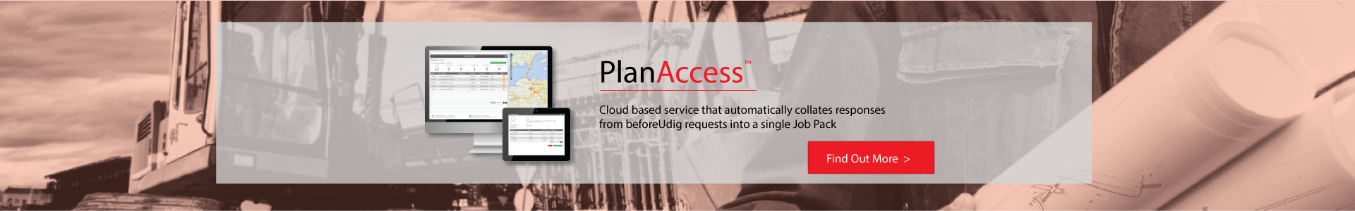 beforeUdig PlanAccess