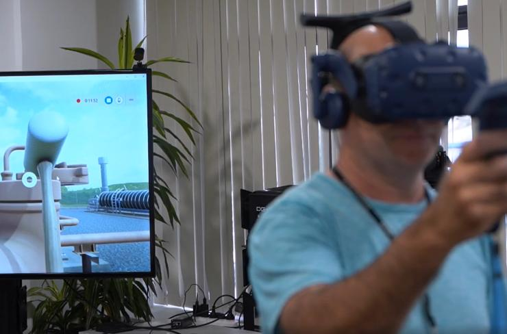 First Gas turns to VR for high-risk pipeline training