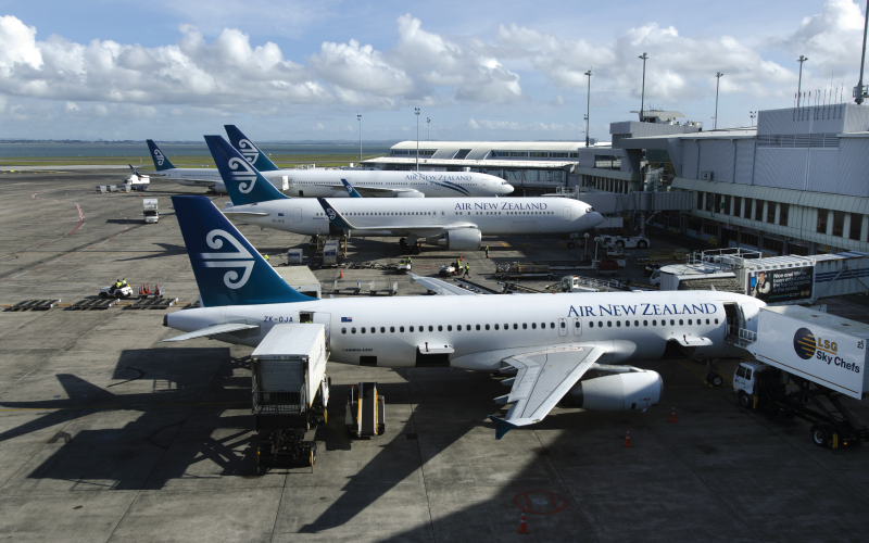 Fuel pipeline rupture in New Zealand causes jet fuel crisis