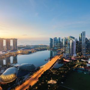 亚洲总部 新加坡