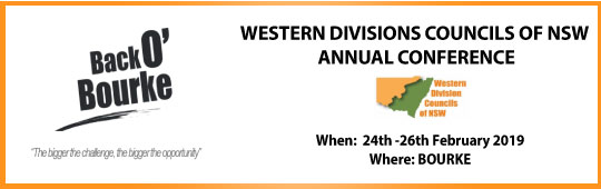 Western Shires of NSW Conference