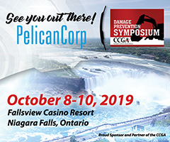 PelicanCorp to Attend Canadian Common Ground Alliance Damage Prevention Symposium